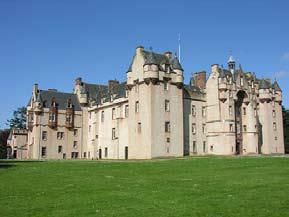 fyvie-castle