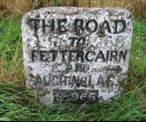 FETTERCAIRN ROAD